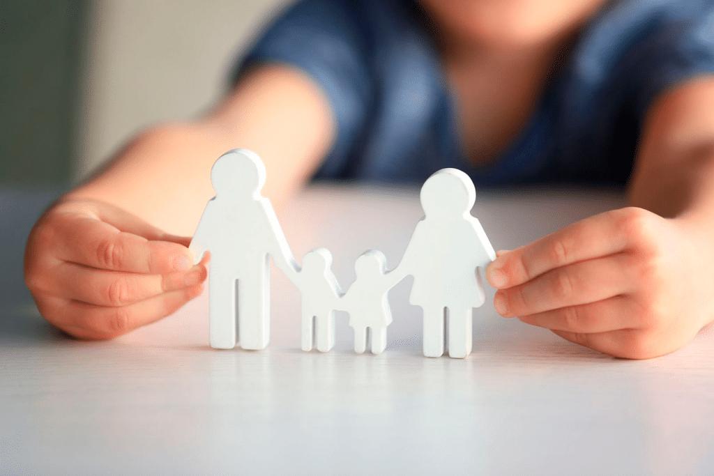Famlie med problemer med misbrug af rusmidler